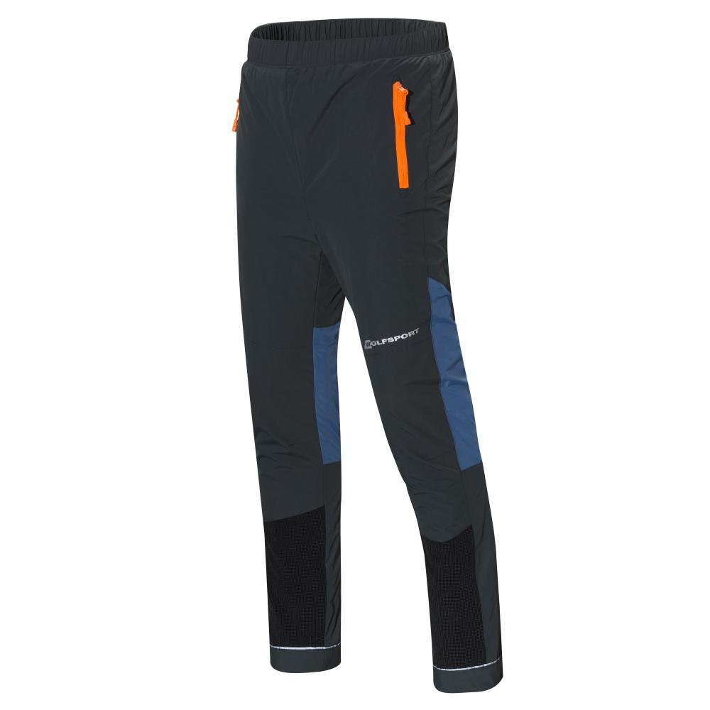 Dětské šusťákové kalhoty s fleecem 6edac48bc1